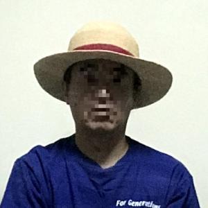 ONE PIECE・ルフィの麦わら帽子、完成(^^)⑤
