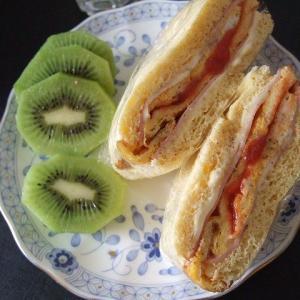 7月29日 サンドイッチ