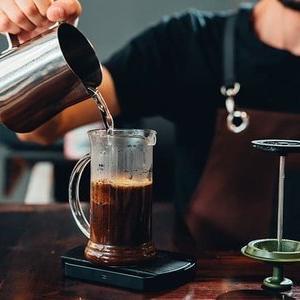 簡単【エコ】フレンチプレスで美味しいコーヒーを淹れませんか?