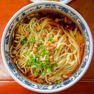 【重庆小面】定番麺料理