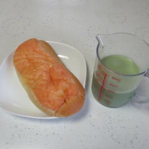 明太子味パン【血糖値管理】