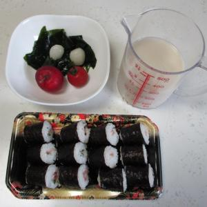 ねぎとろ細巻寿司【血糖値管理】