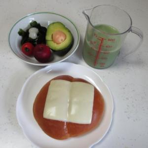 2色パン【血糖値管理】