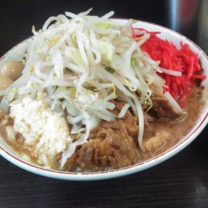 【レポート】ラーメン二郎川越店 小ラーメン豚 20/07/02 和豚もち豚登場!