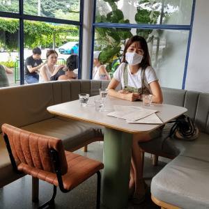 ハプニングありでも楽し、美味しいAtlas coffee house