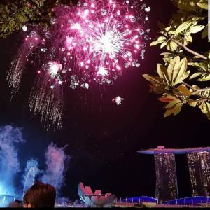 8月9日は…シンガポールと長崎