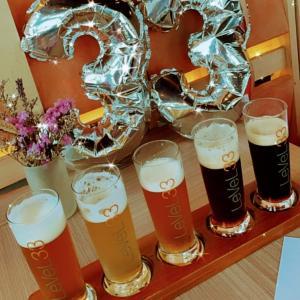 レベル33でお祝いしてもらう33歳の誕生日