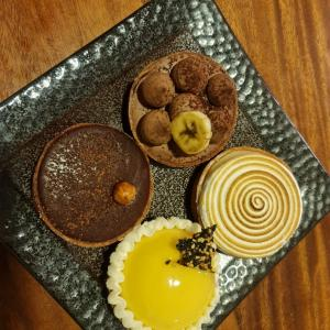 patisserie CLEのタルト
