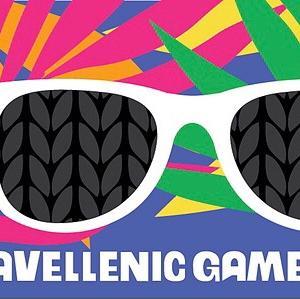 Ravellnic Games 2021にスモッキングチュニックで参加します