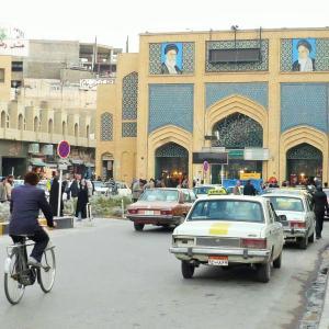 【イラン】最大の聖地イマームレザー廟