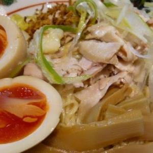 麺69(ロック)チキンヒーロー  油そば、味玉