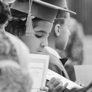 コロナ禍での高校卒業式2タイプー2020年アメリカ