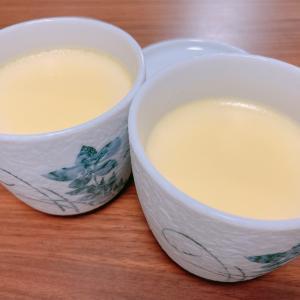 【簡単】茶碗蒸しの器で作った美味しいプリン