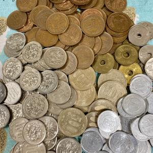 小銭貯金にレア硬貨があるか探してみた、レア硬貨紹介