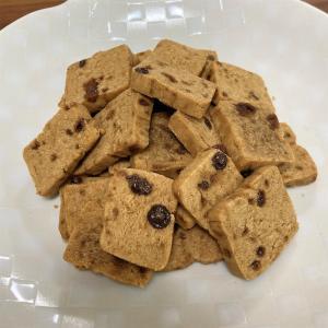 豆腐×きな粉×米粉でクッキー
