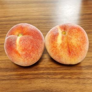 可愛い小さな桃と中国の桃の話