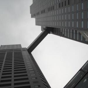 聖路加タワー地上200mよりの幻のビュー