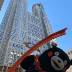 ❤️新宿モンモン散歩❤️② 都議会の都民広場❤️