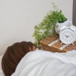 寝るだけで痩せる?睡眠のルール