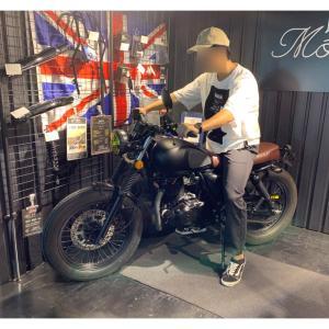 MUTT MOTORCYCLES MONGREL250