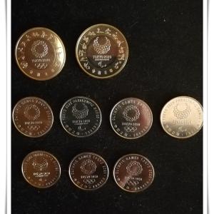 2020東京オリンピック記念硬貨