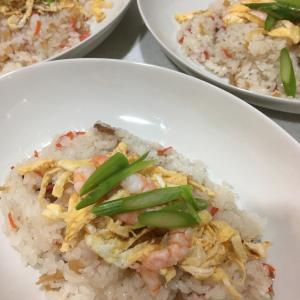 『藤井弁当』の効率化を見習って、フライパン一つで夕飯作り