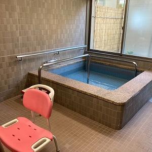 ♨4種類の入浴設備♨