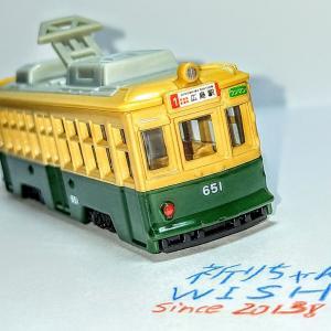 78年目の今でも現役・広島電鉄 650形です!