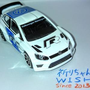 ドイツの王者・ポロ R WRCです!
