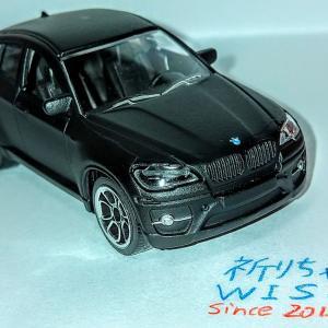 大型で迫力のあるSUV・BMW X6です!