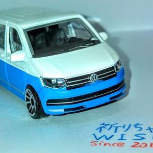 T1をオマージュした塗装が特徴・VW T6 マルチバン ジェネレーション6です!