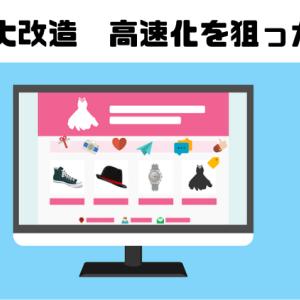 ブログ大改造 高速化を狙ってみた結果 はてなブログテーマ「Haruni」に変更