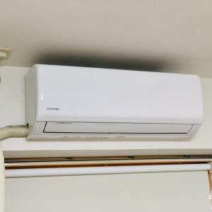 本格的な夏になる前にエアコンの取付を!