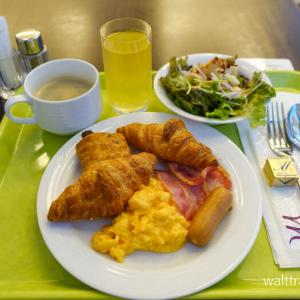 メルキュールホテル沖縄那覇朝食レビュー!朝から泡盛も飲める!