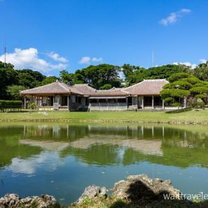 識名園は琉球国王別邸で廻遊式庭園を楽しめる沖縄の世界遺産!アクセス・見どころは?