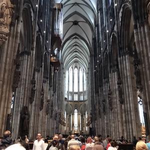 ドイツの世界遺産「ケルン大聖堂」行く価値あります!