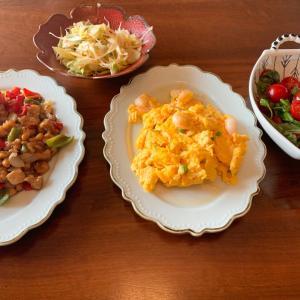 中華料理と低糖質おつまみ