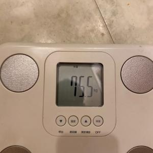 毎週日曜の減量結果 糖質制限71日目