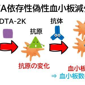 EDTA依存性偽性血小板減少症