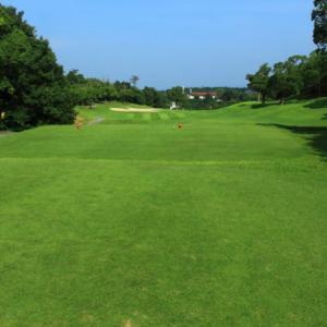 1日2.5ラウンド 後半戦 東条の森ゴルフコース