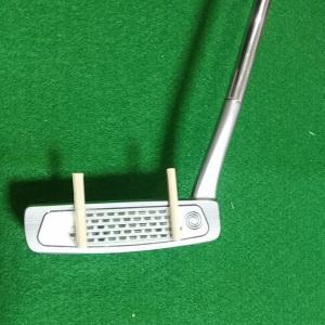 ゴルフパター練習/パターマットを活用した練習