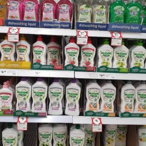 日本人にはオーストラリアの食器用洗剤の匂いの強さが超不評