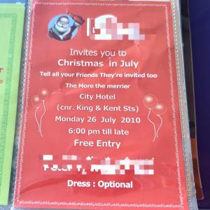 オーストラリアでは7月にもクリスマスがあるの知ってる?