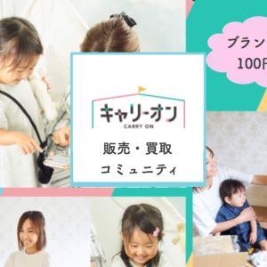 ブランド服が100円?!激安子供服通販サイト「キャリーオン」