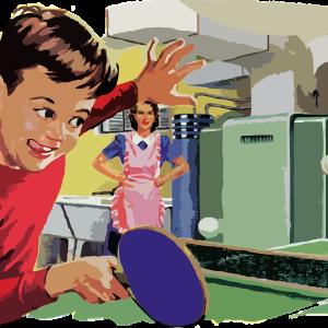 テニスサークル活動!番外編!バドミントンと卓球もやっている!?
