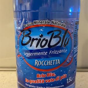 イタリアのスパークリングウォーター2 飲み比べてみました。