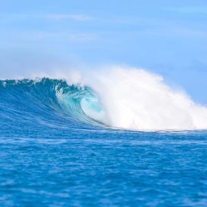 人生にも波があるように、日々にも波がある