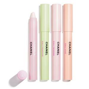 シャネル クレヨンのような香水 ペンシル型フレグランス 4つの香り