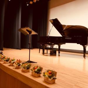 足立区 フルート ピアノ教室 発表会について