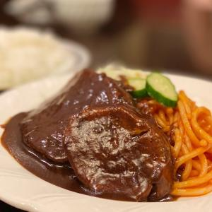 【西洋料理 開福亭】伊勢市のタンシチューが名物の洋食屋